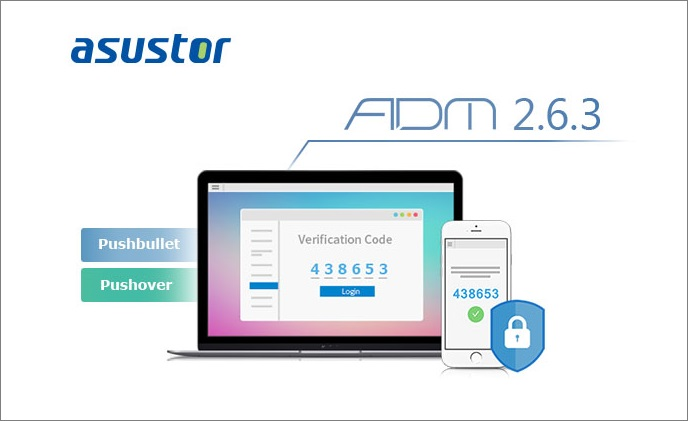 ASUSTOR launches comprehensive security upgrades with ADM 2.6.3