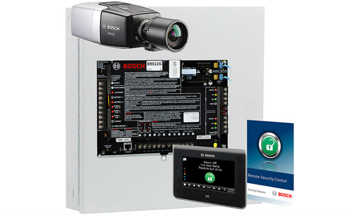 Bosch presents integrated solutions with G and B Series