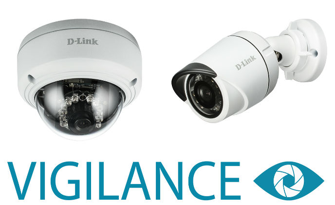 D-Link introduces new value line of surveillance cameras