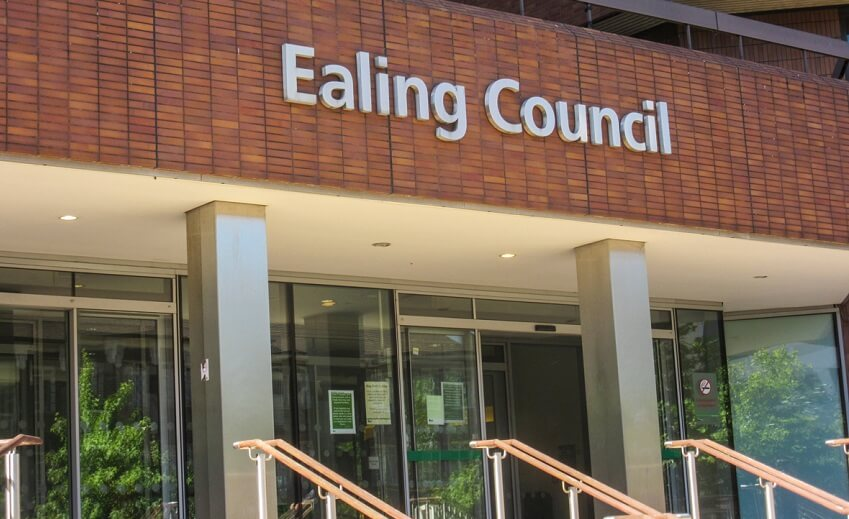 PAC's cloud-based access control technology takes up residence at Ealing Council