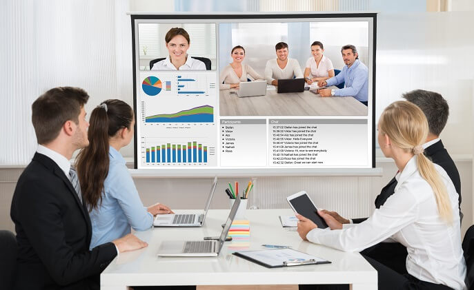 Why video conferencing solutions have become mainstream