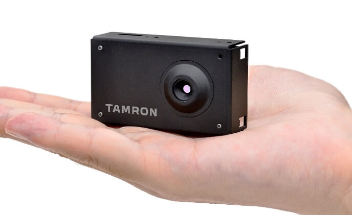 Tamron develops new thermal camera module
