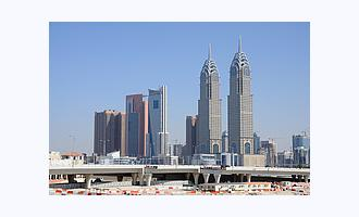 Dubai High-Tech Business Parks Select Hybrid Video