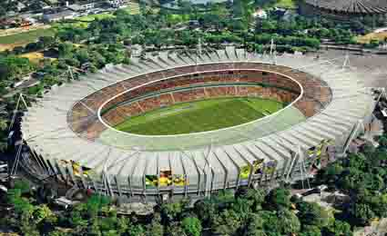 Hikvision  IP surveillance solutions secure 2014  FIFA in Brazil