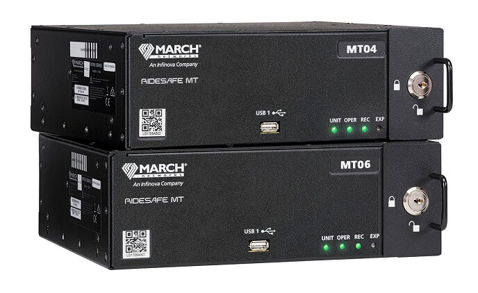 March Networks and Patriot One announce integration for detection
