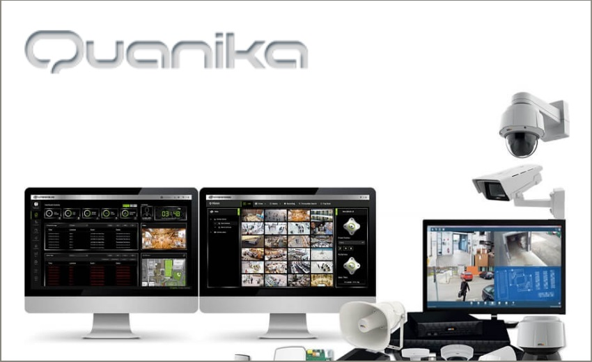 Quanika tech solutions available through NIT for Middle East and Africa projects