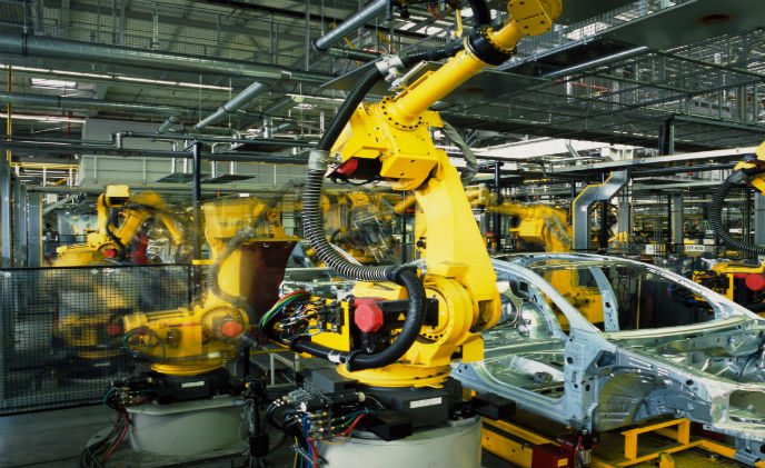 Industry 4.0: Four key characteristics of an industrial camera