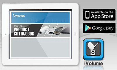 VIVOTEK product catalog gone mobile