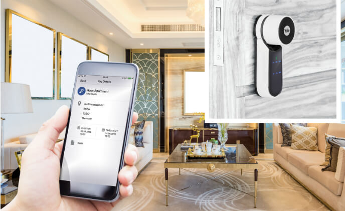ENTR smart lock provides smartest solution for Croatian holiday rentals