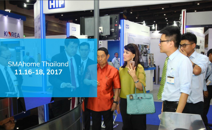 SMAhome Thailand 2017 to Bring Together Smart Home Players in Southeast Asia