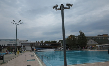 Hungarian Spa in Hajduszoboszlo upgrades surveillance solutions with VIVOTEK