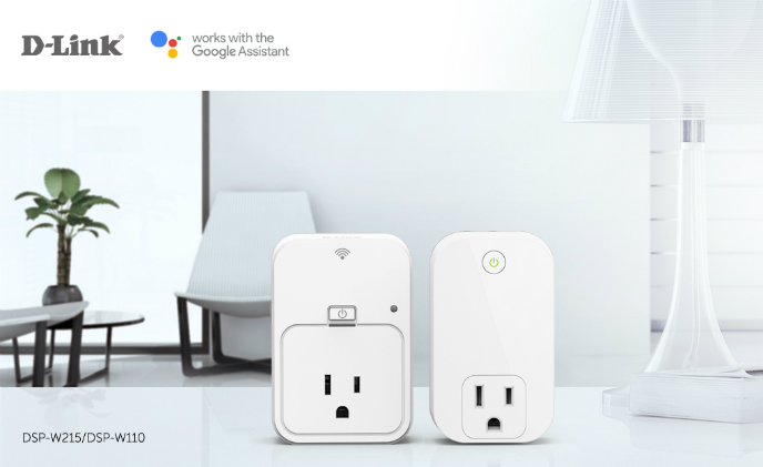 D-Link Smart Plugs now support Google Assistant to enable remote appliance control