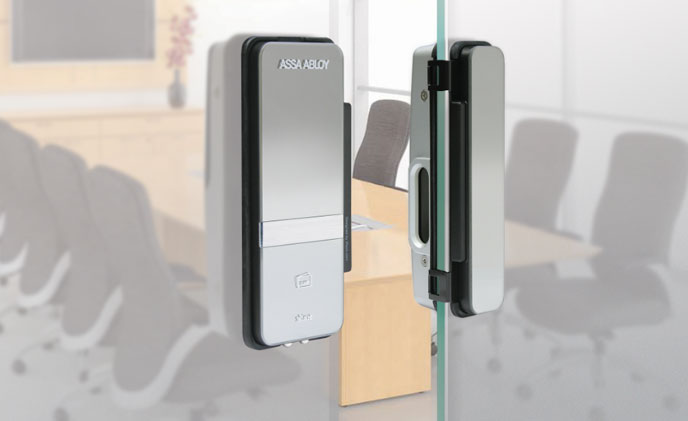Assa Abloy Launches Shine For Commercial Glass Doors Asmag
