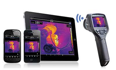 FLIR Systems unveils E-Series thermal cameras with MSX Imaging technology