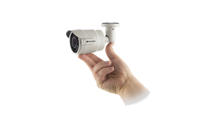 Arecont Vision unveils compact MicroBullet indoor/outdoor day/night MP camera