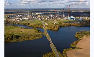 IndigoVision Video Solution Broadens Views at Lithuanian Oil Refinery