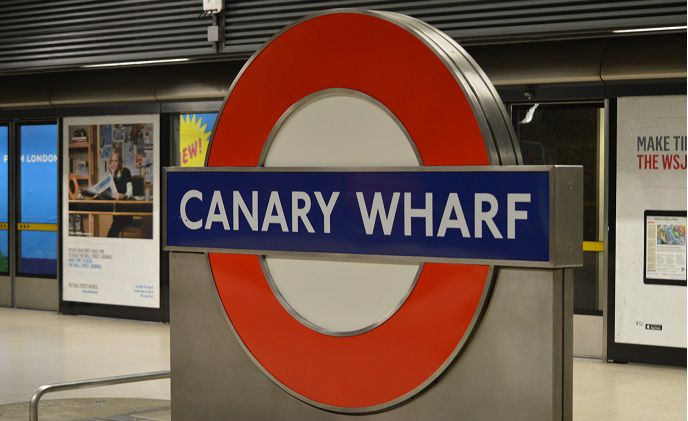 Axis cameras selected for IP video upgrade at Canary Wharf Station