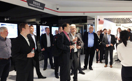 Hikvision hosts trips to China for key European Customers