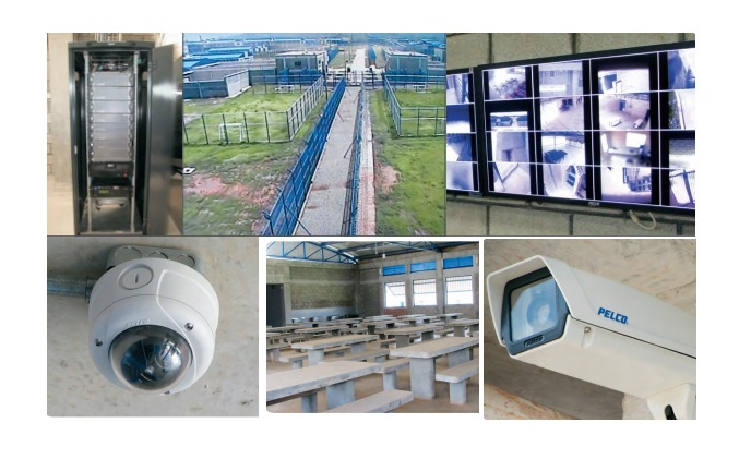 Pelco Systems help secure new Panamanian Prison
