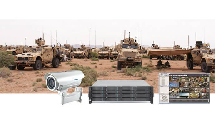 Surveon military solutions support partners to win worldwide projects