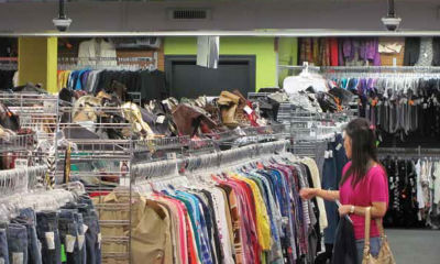 US second-hand store protects its closet with Axis and Salient solution