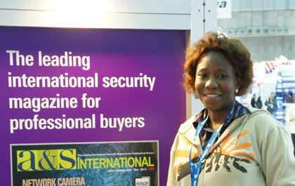 [Secutech2014] a&s Live interview with dealer from Nigeria
