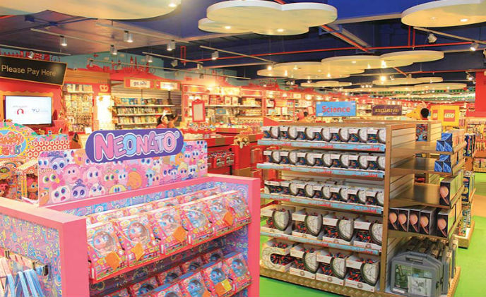 VIVOTEK offers discreet protection for Hamleys' Toy Shop