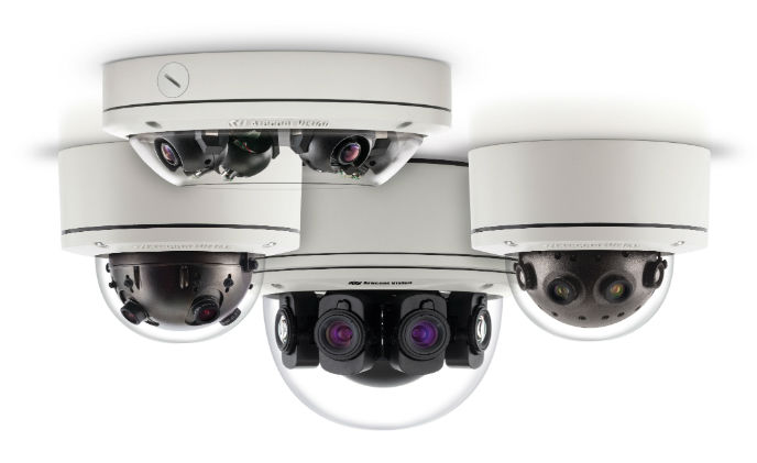Arecont Vision expands multi-sensor megapixel SurroundVideo series
