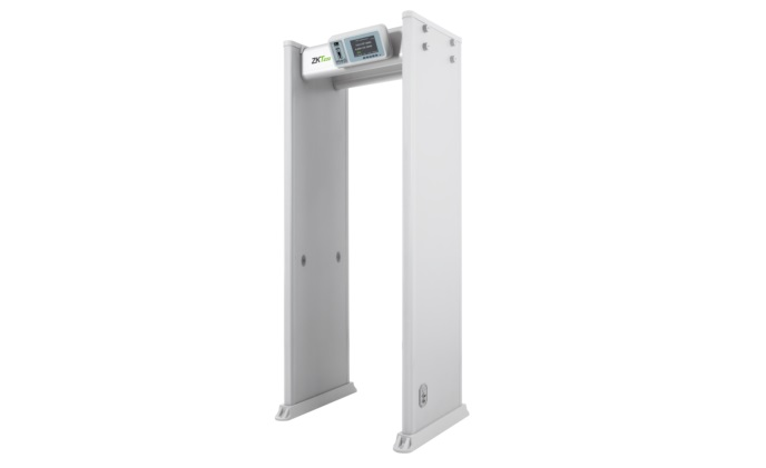 Metal detectors from ZKAccess offer  an added layer of security