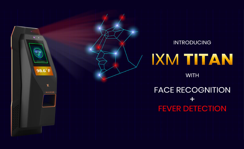 Invixium establishes new benchmarks in touchless biometrics