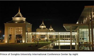 Thai university conference center boosts sound and video via IP-based system