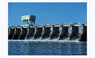 Hydroelectric Dam in Missouri Protected by LED Lighting