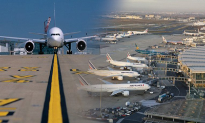 Paris international airports improve security and perimeter surveillance on IP