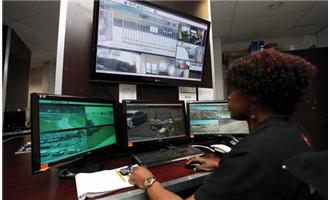 South African Industrial Zone Fights Crime With Axis Video Solution