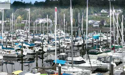 Port of Olympia's Swantown Marina adopts J-Systems Pan/Tilt system on surveillance application