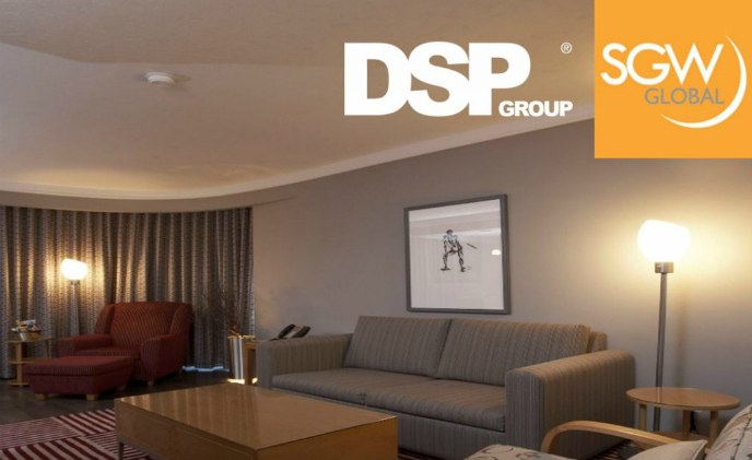 DSP Group and SGW Global develop cordless phones with Alexa Support