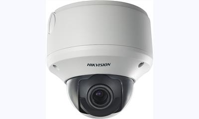 Hikvision launches outdoor IP dome series