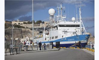 Malta Cruise Ship Port Selects Megapixel Cameras