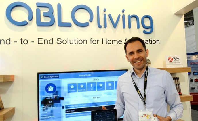 OBLO Living enters home automation arena