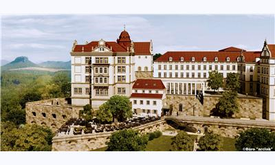 Bosch Ensures German Castle Security and Safety