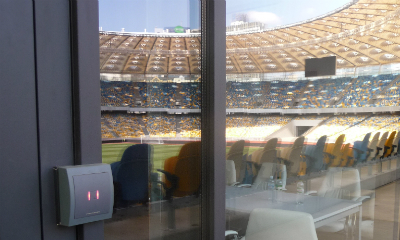 Nedap Scores at EURO 2012 Stadium in Ukraine