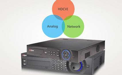 Dahua unveils tri-brid HDCVI DVR for optimized interoperability