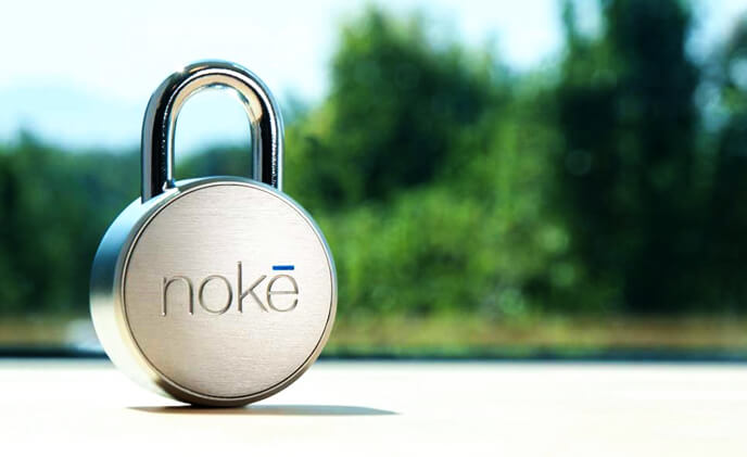 Nokē banks on growth in smart padlocks