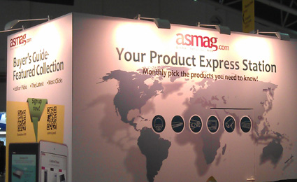 [Secutech 2014] asmag.com to present new features for buyers