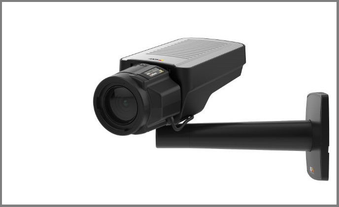 Axis introduces IP cameras with i-CS lens technology