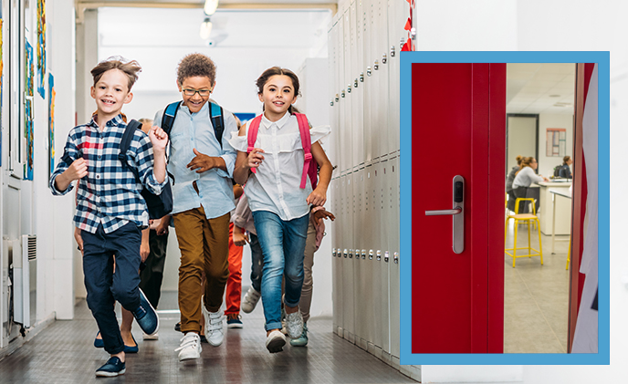 ASSA ABLOY: The right access control technology makes schools safer — and doesn't cost the earth
