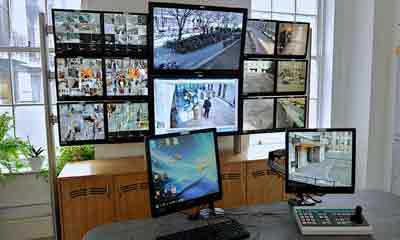 BBW and Samsung Techwin upgrade surveillance system at the Univ of London