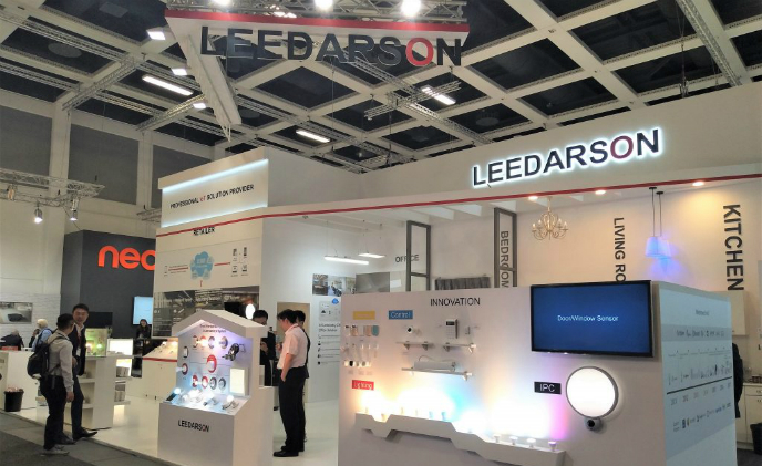 'When it comes to smart home, technology is not always in the first place:' LEEDARSON Group