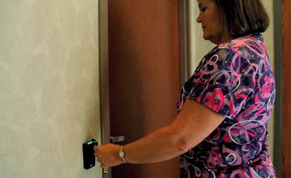 Clay Platte Family Medicine clinic upgrades access control system with Axis