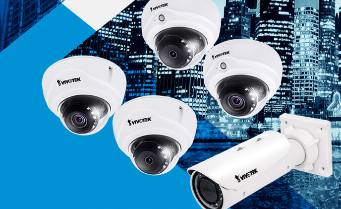 VIVOTEK new network cameras redefine economical video surveillance